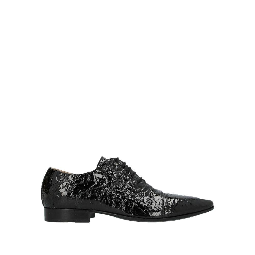ネーロ ジャルディーニ NERO GIARDINI メンズ シューズ・靴 【laced shoes】Black