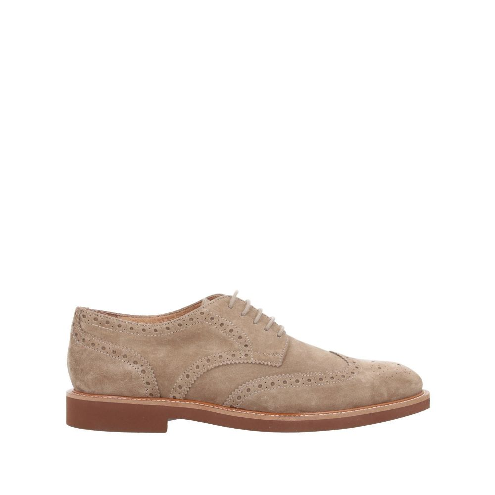フラウ FRAU メンズ シューズ・靴 【laced shoes】Camel