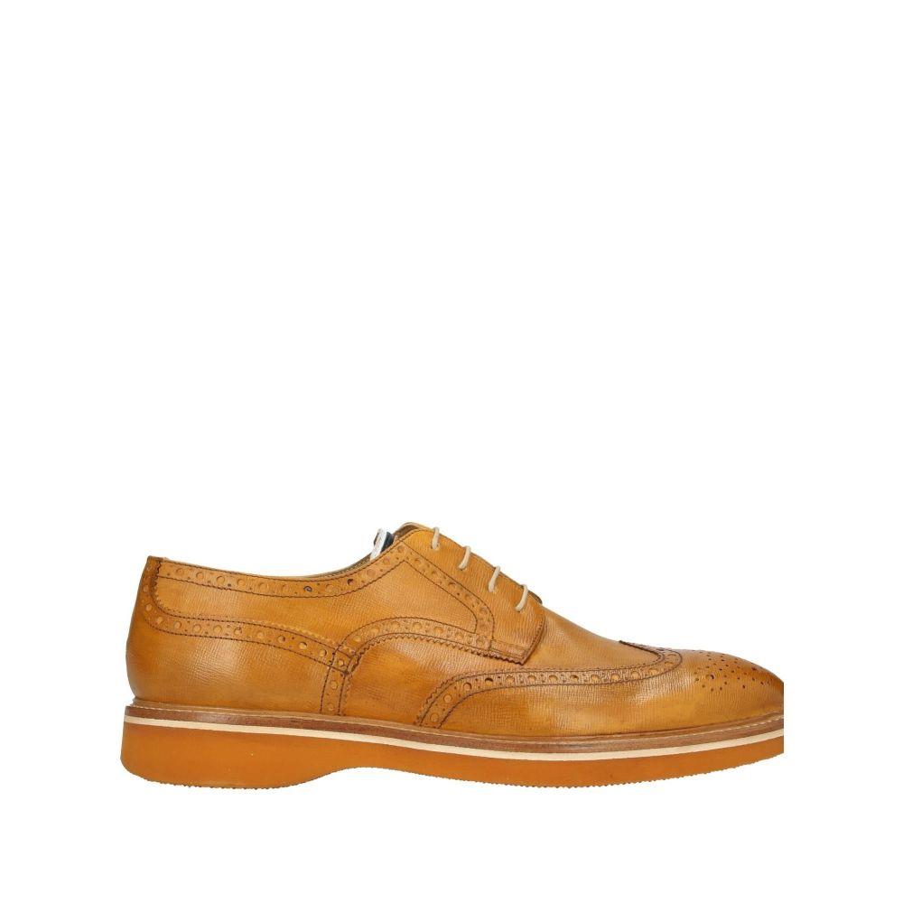 ハーモント アンド ブレイン HARMONT&BLAINE メンズ シューズ・靴 【laced shoes】Tan