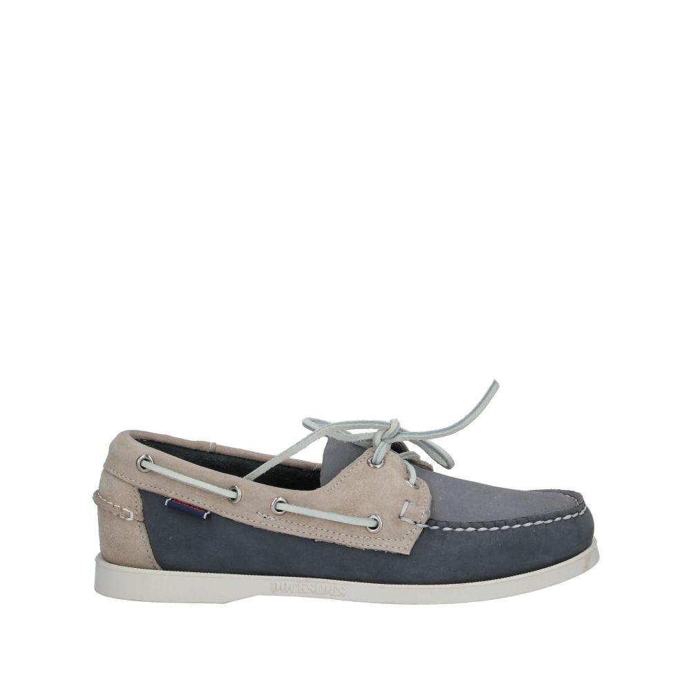 セバゴ メンズ シューズ・靴 ローファー Slate blue 【サイズ交換無料】 セバゴ SEBAGO DOCKSIDES メンズ ローファー シューズ・靴【loafers】Slate blue