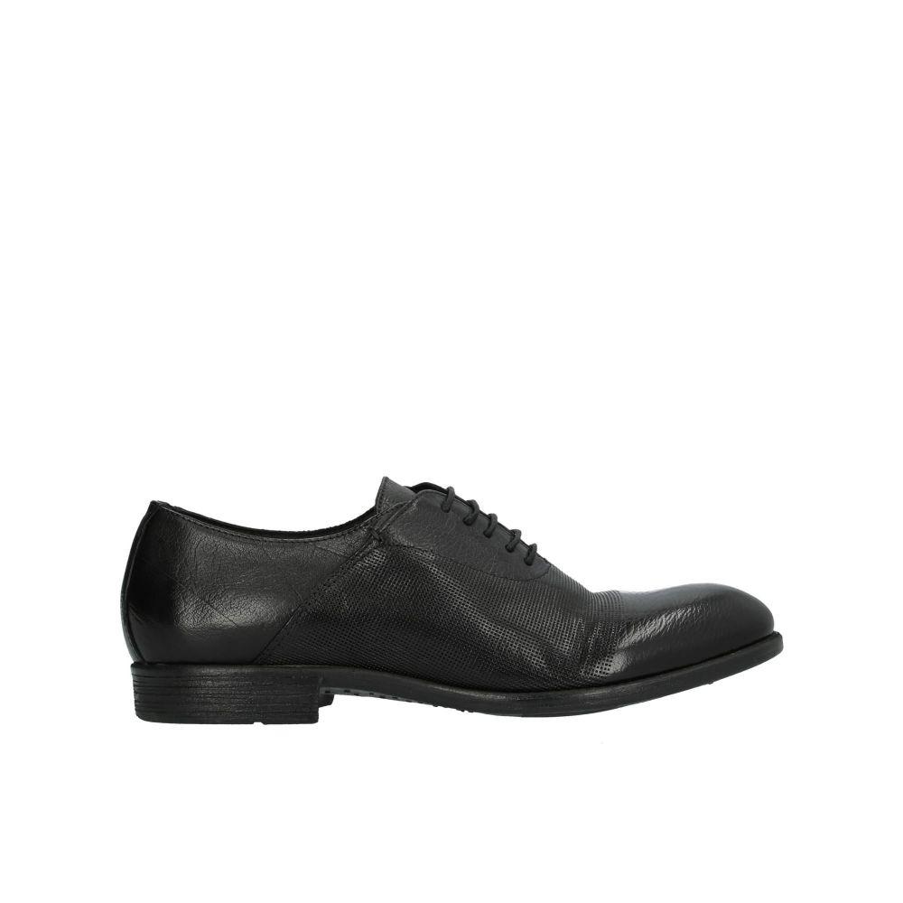 キングストン KINGSTON メンズ シューズ・靴 【laced shoes】Black