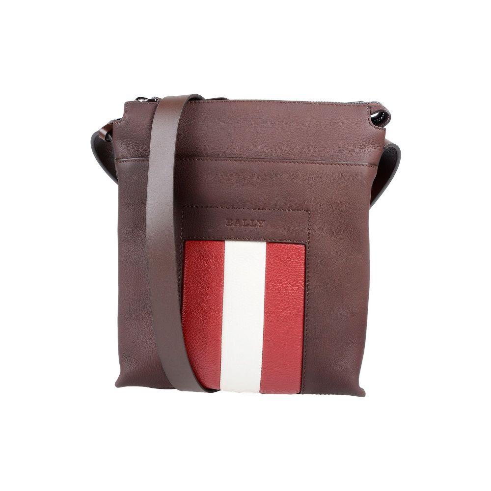 バリー BALLY メンズ ショルダーバッグ バッグ【cross-body bags】Cocoa