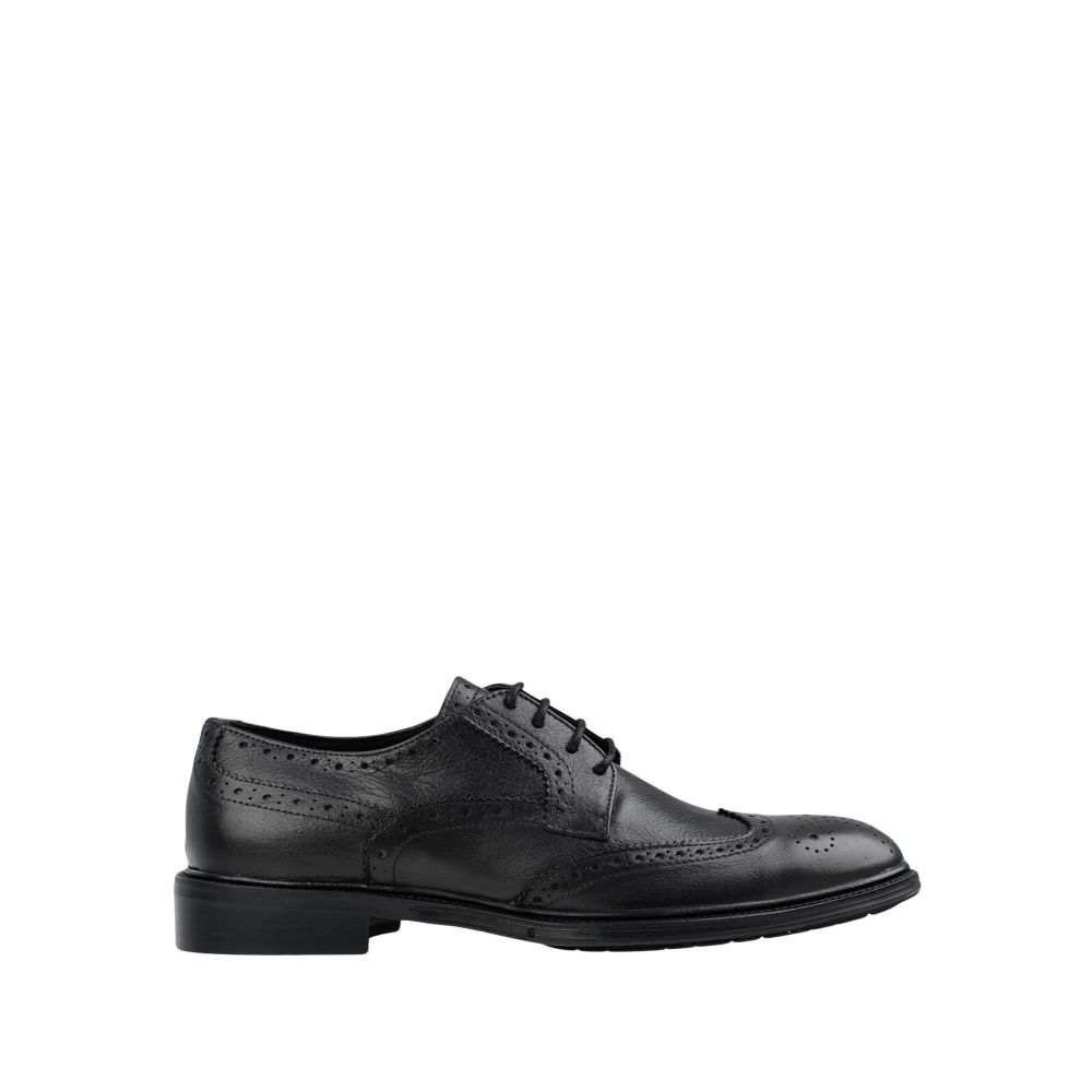 ヴァレリオ 1966 VALERIO 1966 メンズ シューズ・靴 【allacciato】Steel grey