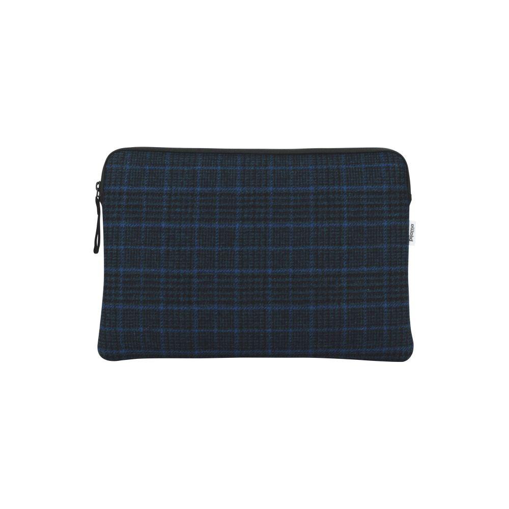 ピジャマ PIJAMA メンズ パソコンバッグ マックブック バッグ【zip case for macbook pro 15/retina】Blue
