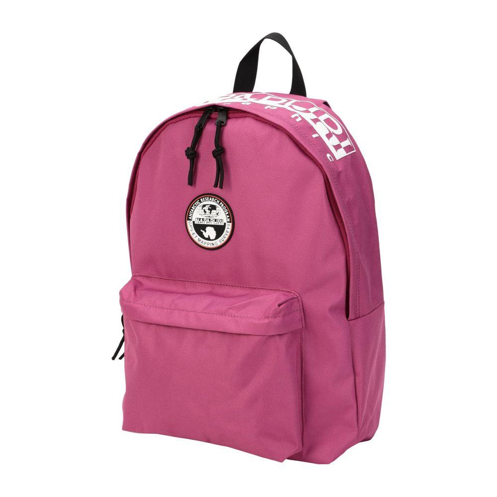 ナパピリ NAPAPIJRI メンズ バックパック・リュック デイパック バッグ【happy daypack re clover purple】Mauve