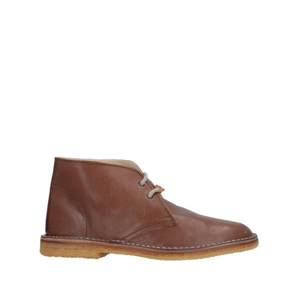エルカンペーロ EL CAMPERO メンズ ブーツ シューズ・靴【boots】Brown
