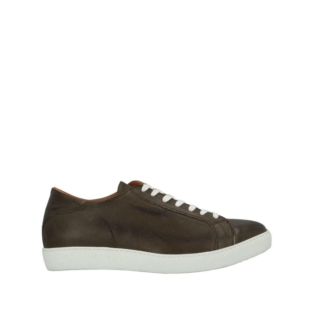 トンゴウト TON GOUT メンズ スニーカー シューズ・靴【sneakers】Dark brown