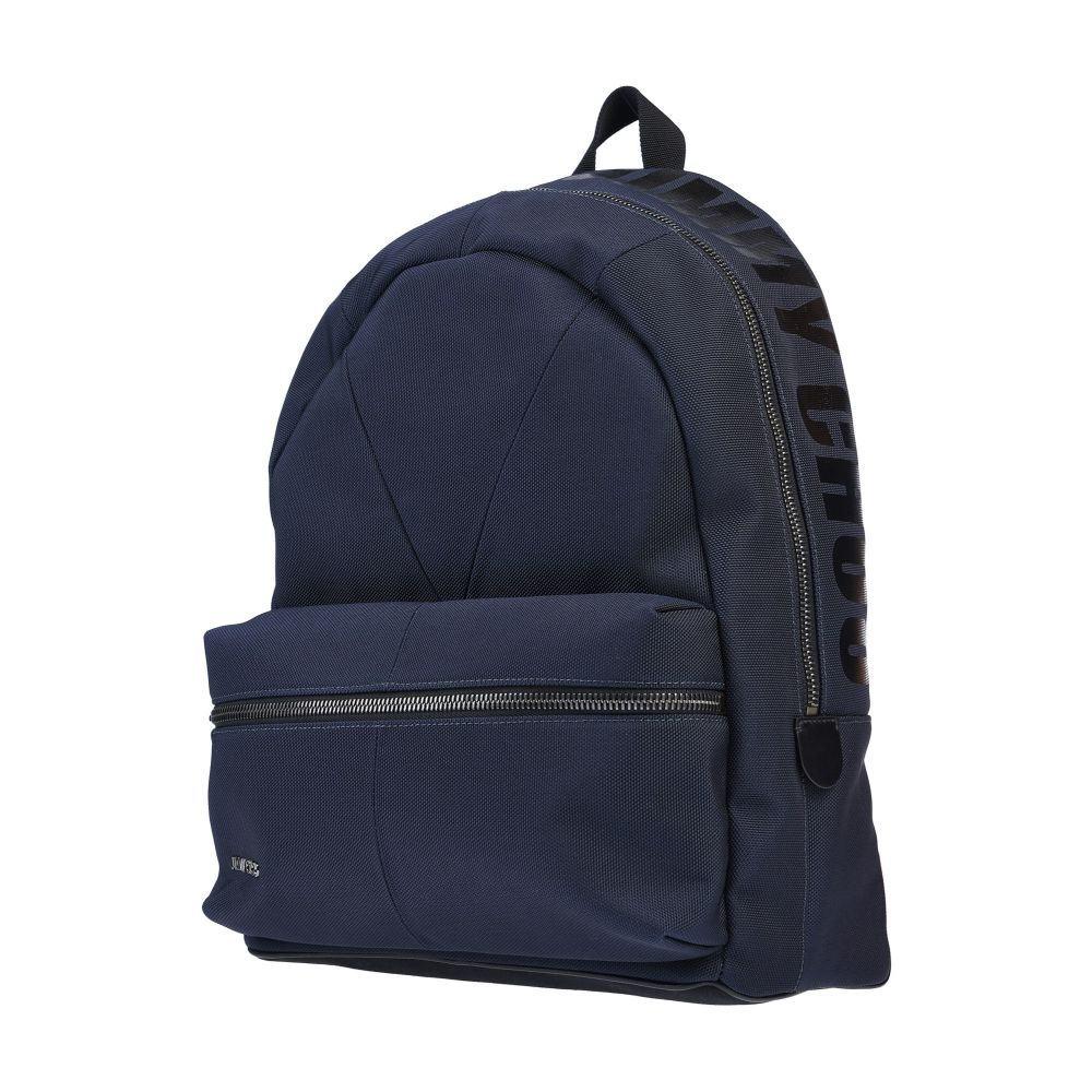 ジミー チュウ JIMMY CHOO メンズ バッグ 【backpack & fanny pack】Dark blue