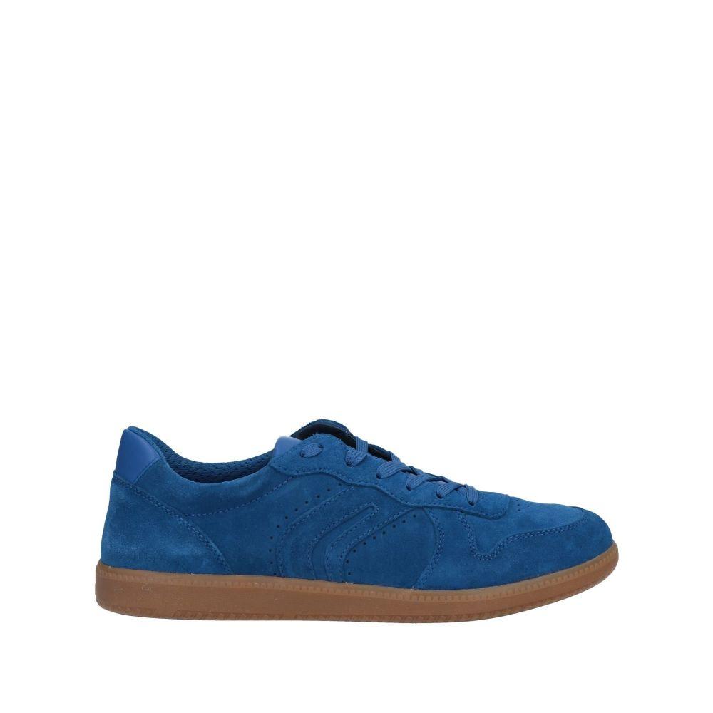 ジェオックス GEOX メンズ スニーカー シューズ・靴【sneakers】Bright blue