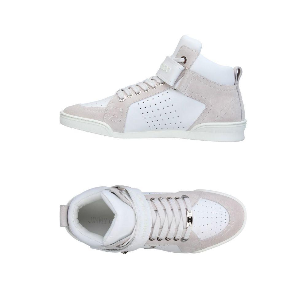 ジミー チュウ JIMMY CHOO メンズ スニーカー シューズ・靴【sneakers】White