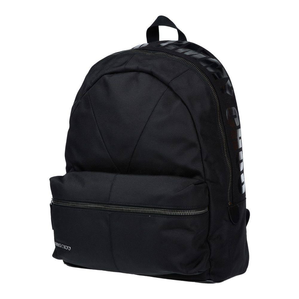 ジミー チュウ JIMMY CHOO メンズ バッグ 【backpack & fanny pack】Black