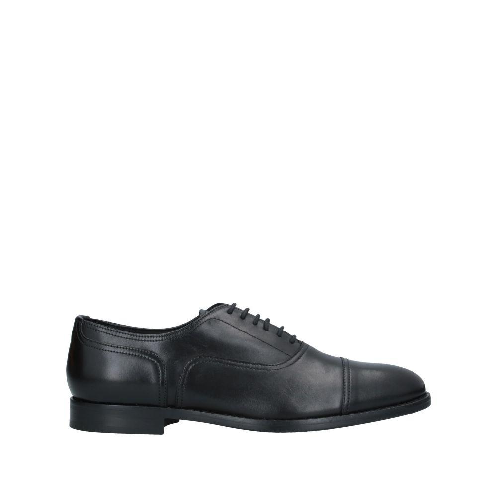 ジェオックス GEOX メンズ シューズ・靴 【laced shoes】Steel grey
