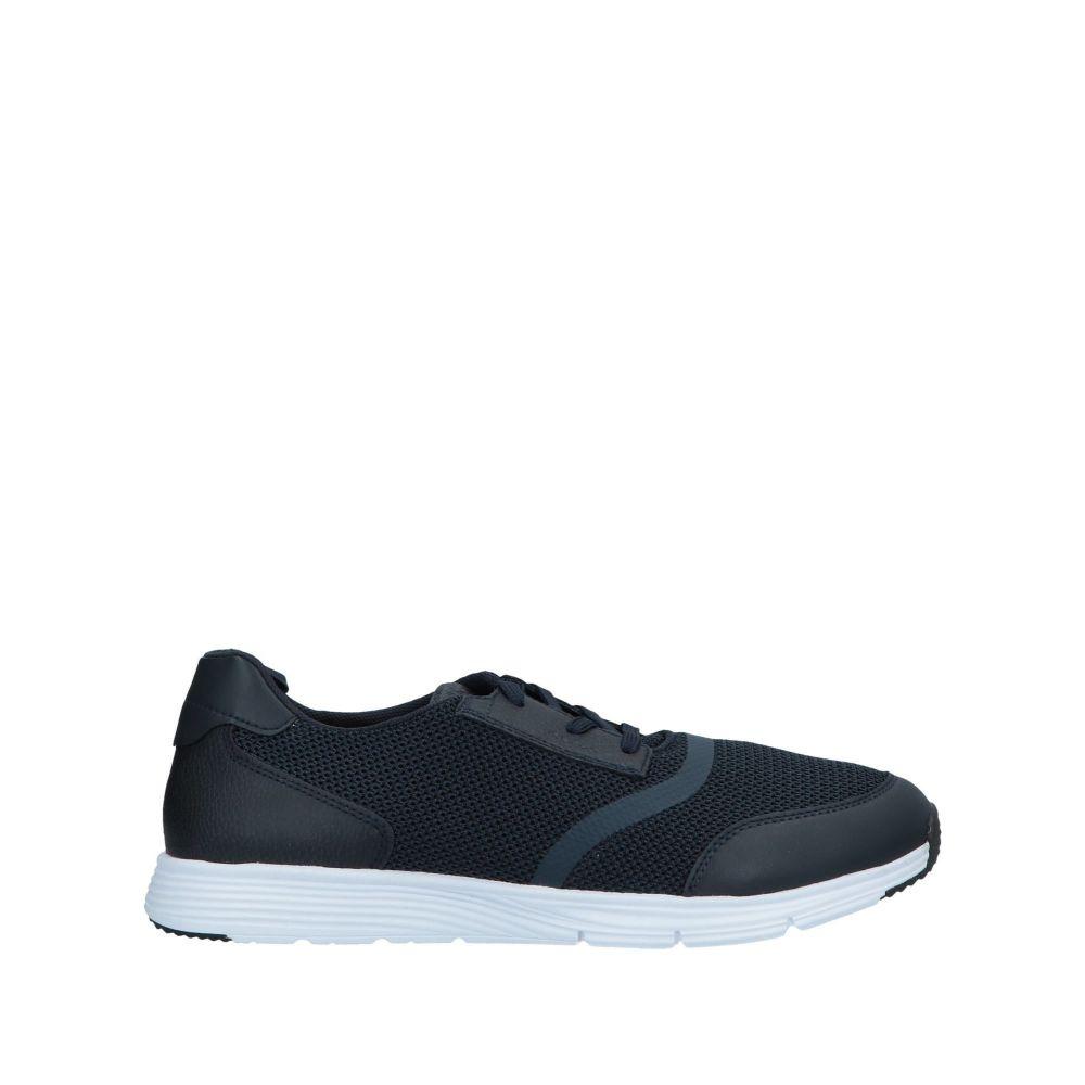ジェオックス GEOX メンズ スニーカー シューズ・靴【sneakers】Dark blue