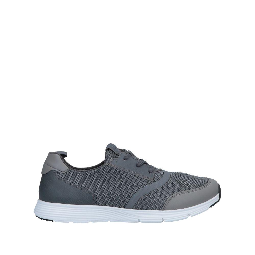 ジェオックス GEOX メンズ スニーカー シューズ・靴【sneakers】Grey
