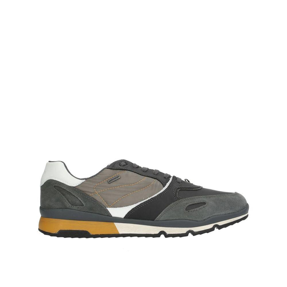 ジェオックス GEOX メンズ スニーカー シューズ・靴【sneakers】Steel grey