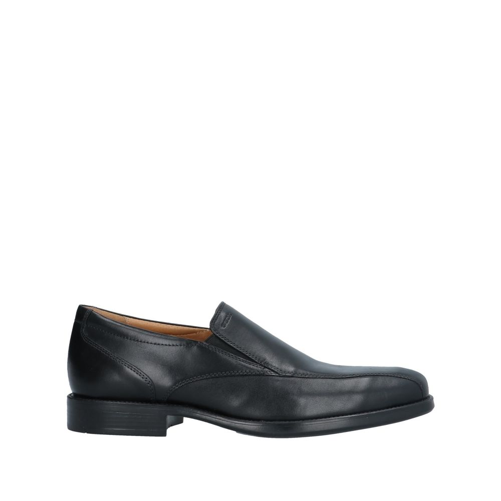 ジェオックス GEOX メンズ ローファー シューズ・靴【loafers】Black