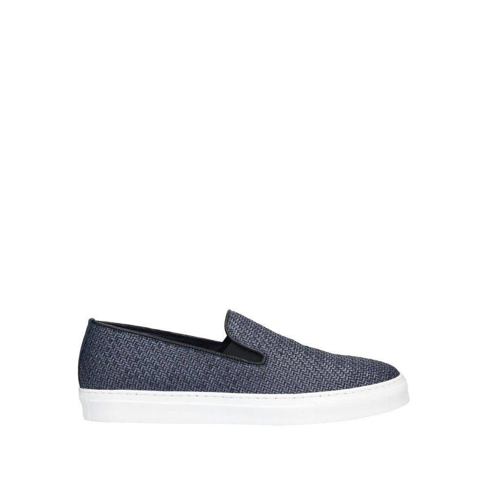 アンティーカ クオイエリア ANTICA CUOIERIA メンズ スニーカー シューズ・靴【sneakers】Dark blue