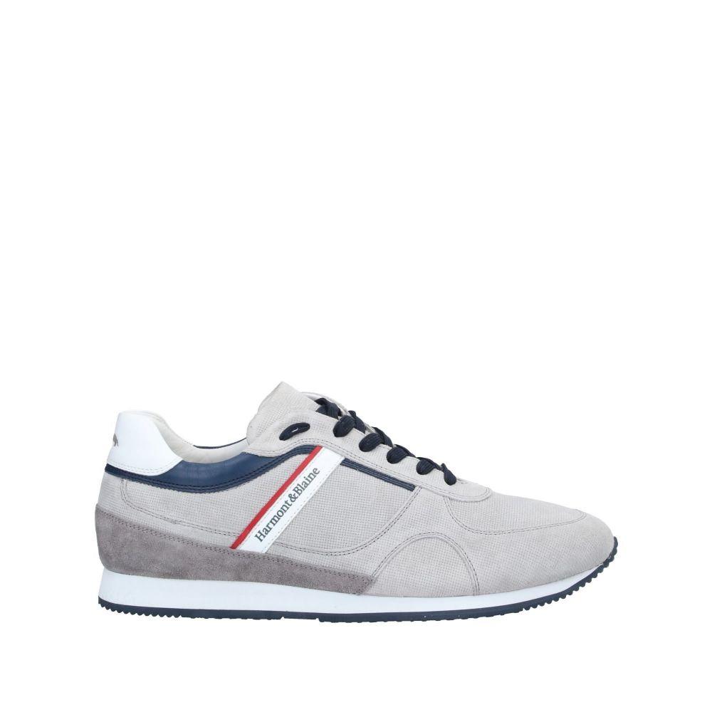 ハーモント アンド ブレイン HARMONT&BLAINE メンズ スニーカー シューズ・靴【sneakers】Grey