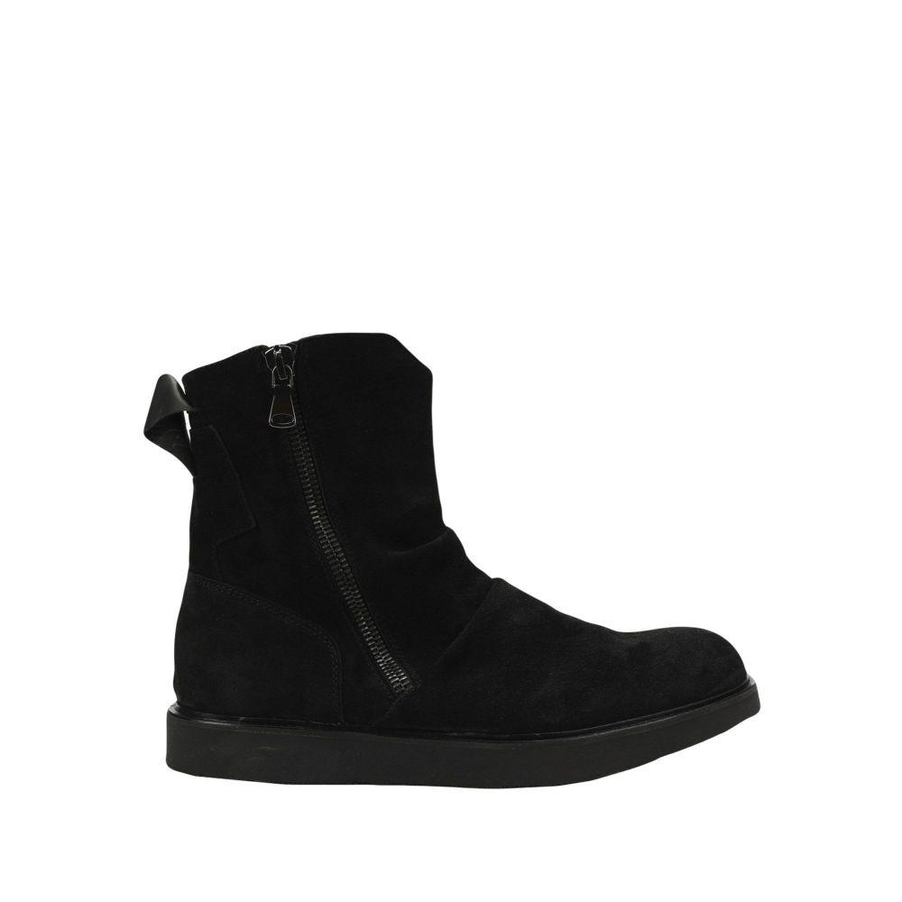 サヴィオバルバト SAVIO BARBATO メンズ ブーツ シューズ・靴【boots】Black