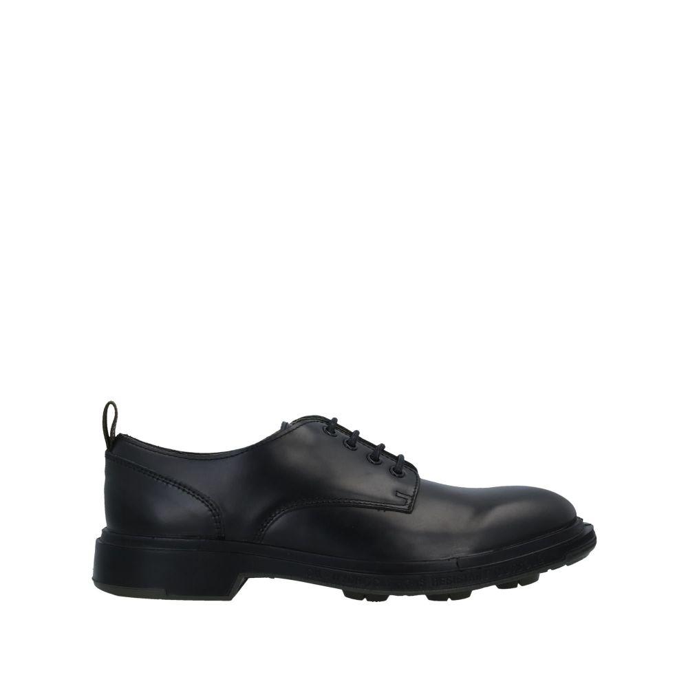 ペッツォール 1951 PEZZOL 1951 メンズ シューズ・靴 【laced shoes】Black