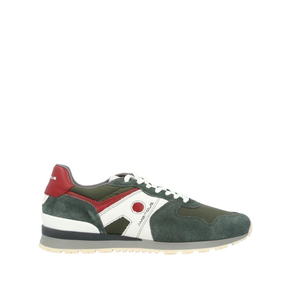 アンビシャス AMBITIOUS メンズ スニーカー シューズ・靴【sneakers】Military green