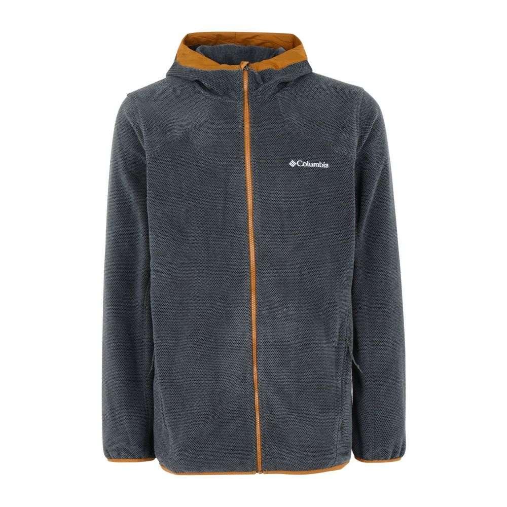 コロンビア COLUMBIA メンズ パーカー トップス【tough hiker hooded fleec-】Lead