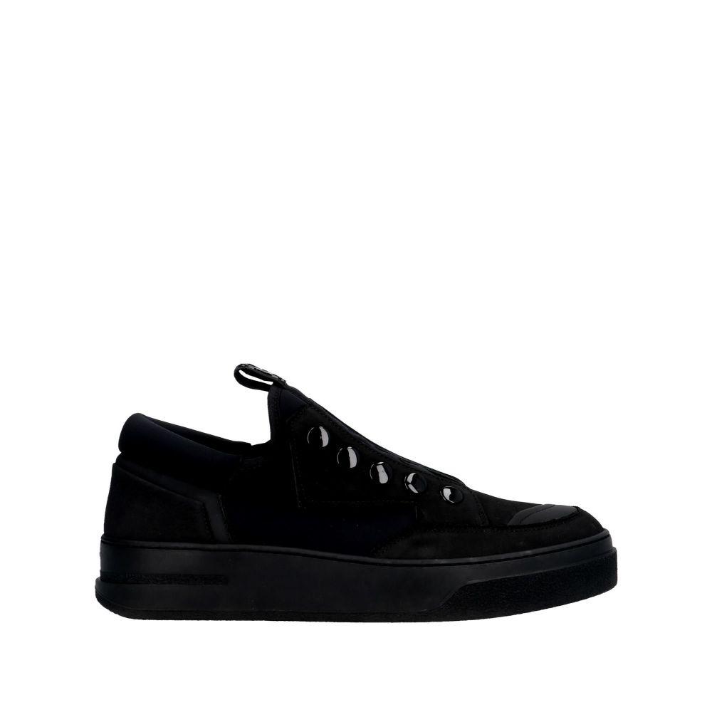 ブルーノ ボルデーゼ BRUNO BORDESE メンズ スニーカー シューズ・靴【sneakers】Black