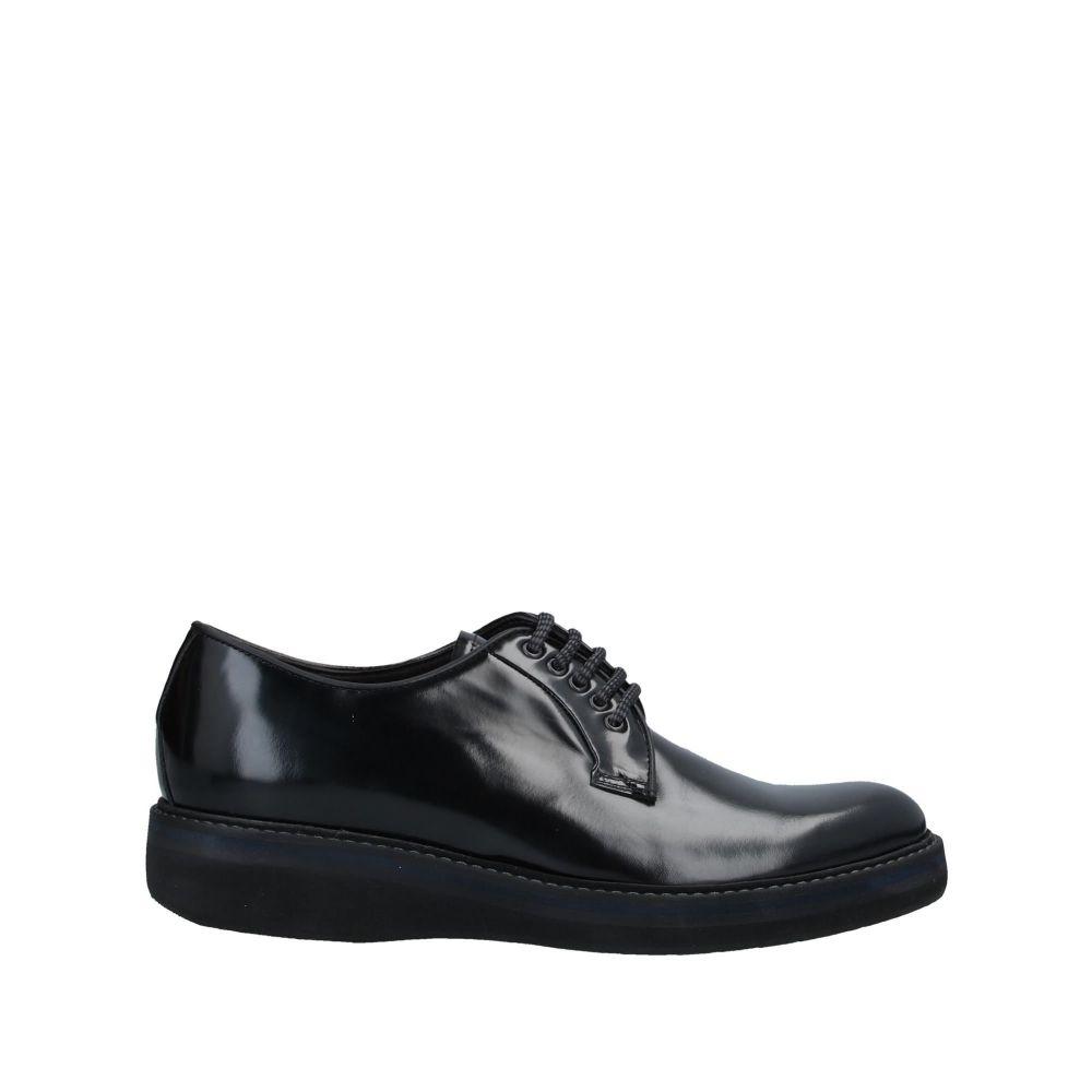 バレット BLU|BARRETT by BARRETT メンズ シューズ・靴 【laced shoes】Black