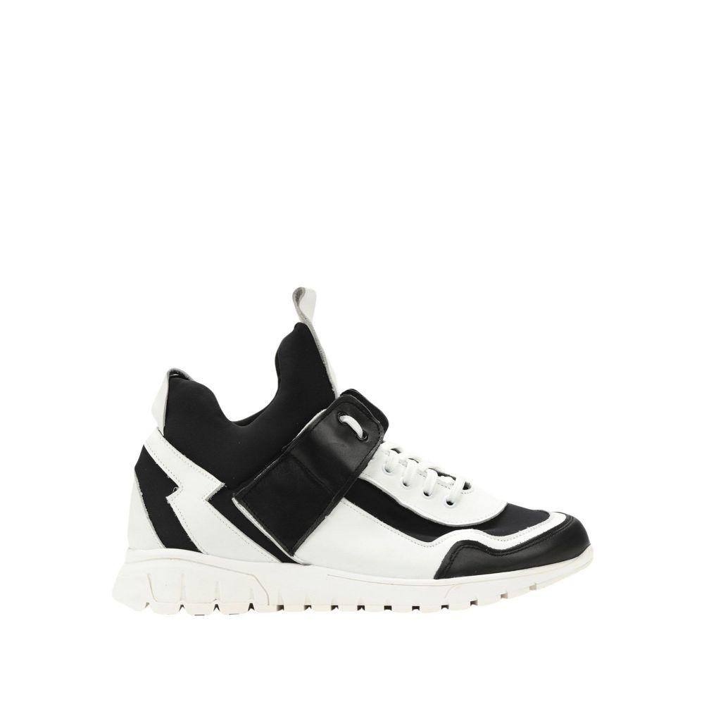 サヴィオバルバト SAVIO BARBATO メンズ スニーカー シューズ・靴【sneakers】Black