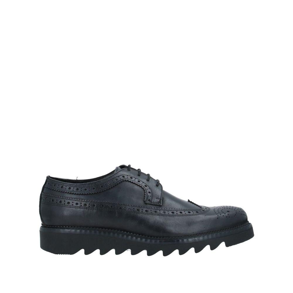 リチャード ラース RICHARD LARS メンズ シューズ・靴 【laced shoes】Dark blue