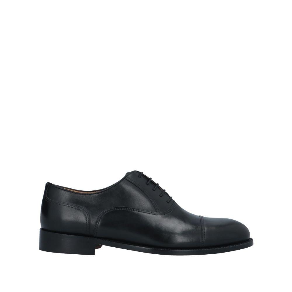 アレクサンダートレンド ALEXANDER TREND メンズ シューズ・靴 【laced shoes】Black