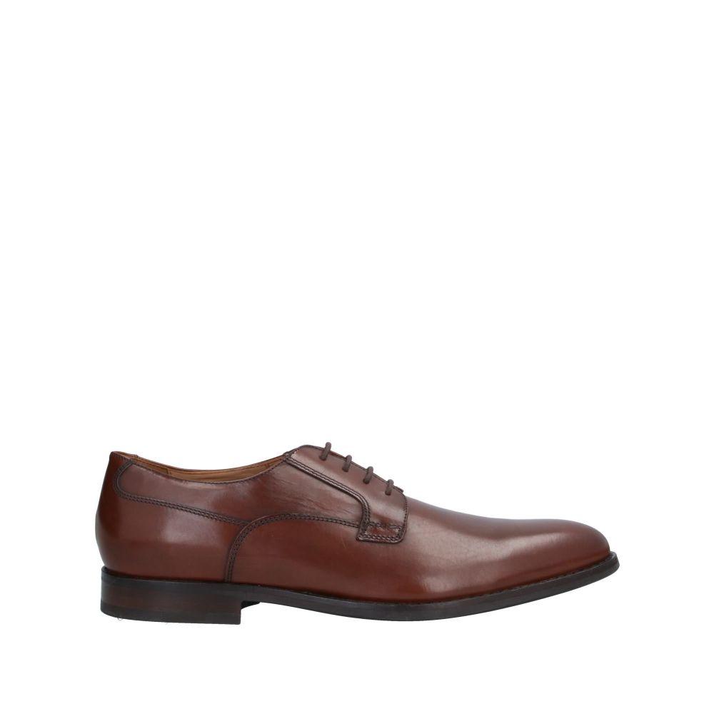 ジェオックス GEOX メンズ シューズ・靴 【laced shoes】Tan