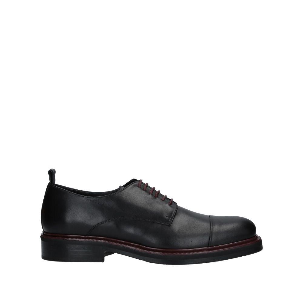 アティモネリ ATTIMONELLI'S メンズ シューズ・靴 【laced shoes】Black