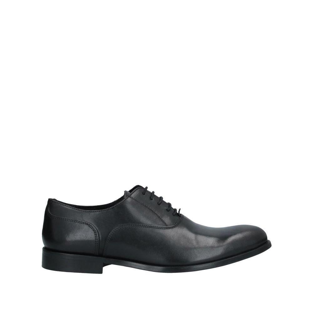 割引価格 マニュエル リッツ MANUEL RITZ メンズ シューズ・靴 【laced shoes】Black, 酒の番人 ヤマカワ 5475c988