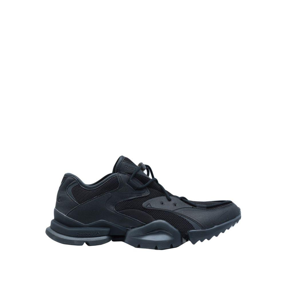 リーボック REEBOK メンズ スニーカー シューズ・靴【run_r 96 sneakers】Black