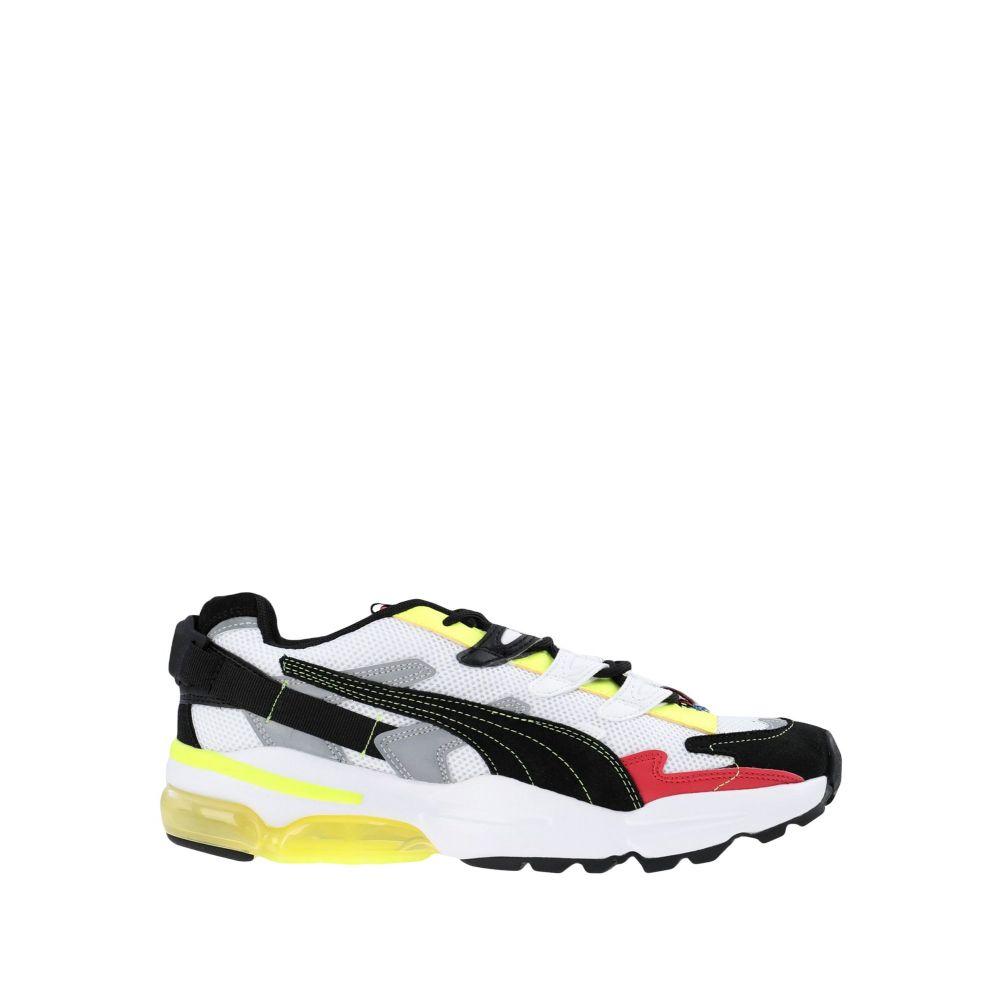 プーマ PUMA x ADER ERROR メンズ スニーカー シューズ・靴【puma white-puma black sneakers】White