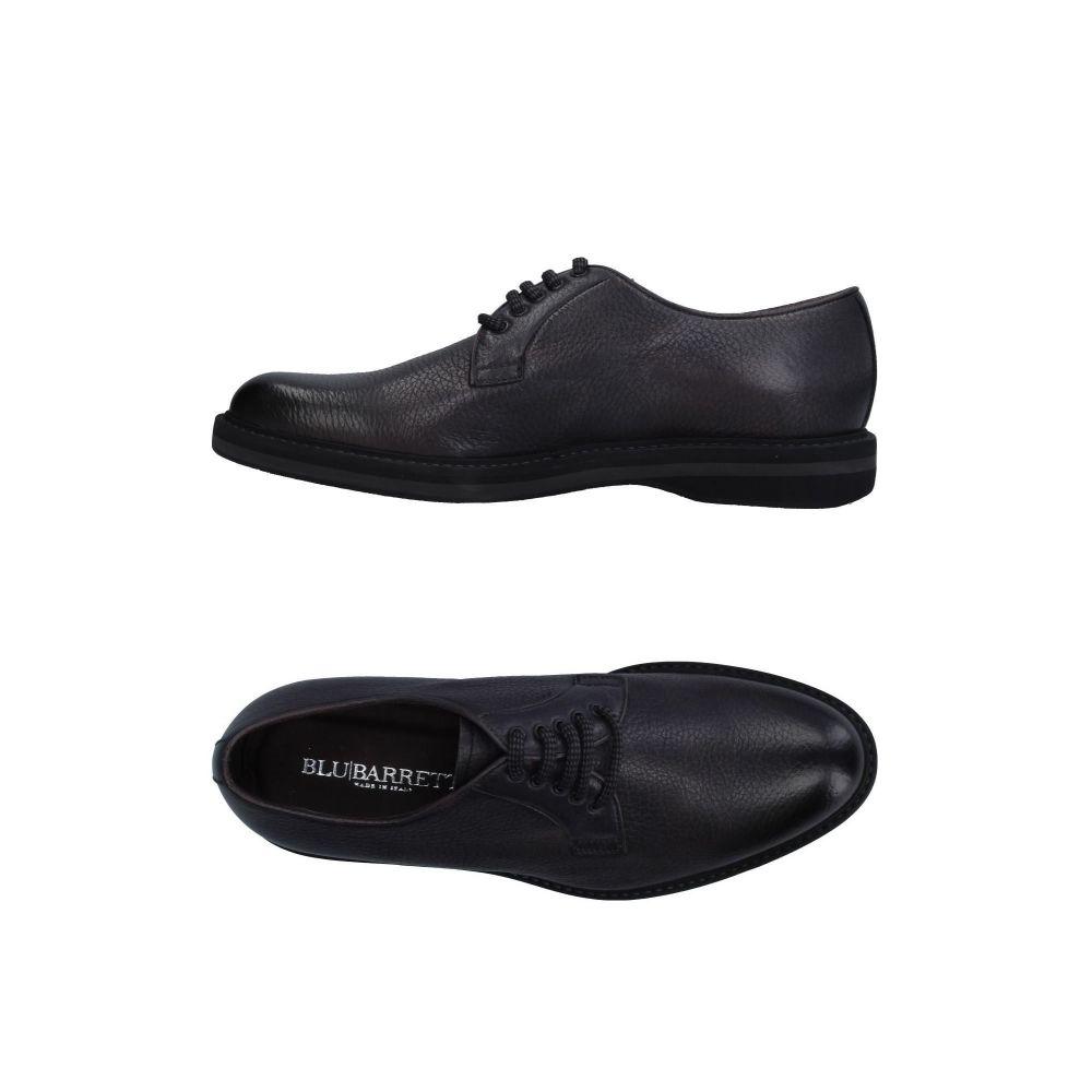 バレット BLU|BARRETT by BARRETT メンズ シューズ・靴 【laced shoes】Dark blue