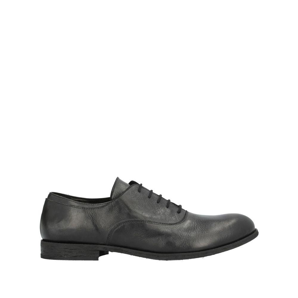 オフィチーナ トレンタ セイ OFFICINA 36 メンズ シューズ・靴 【laced shoes】Black