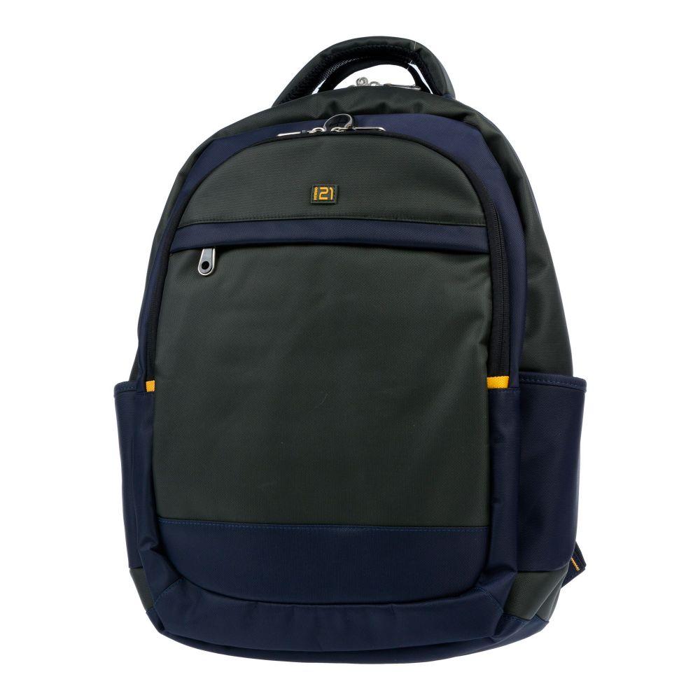 インテルノ 21 INTERNO 21 メンズ バッグ 【backpack & fanny pack】Military green