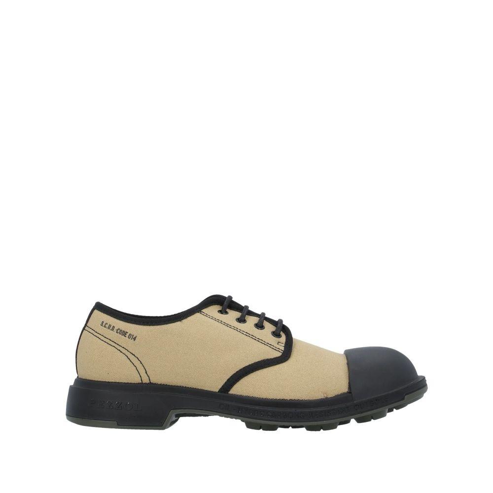 ペッツォール 1951 PEZZOL 1951 メンズ シューズ・靴 【laced shoes】Khaki