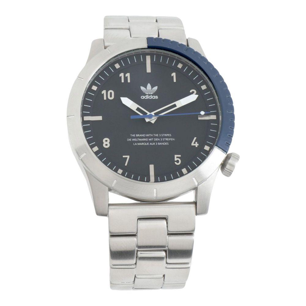 アディダス ADIDAS メンズ 腕時計 【wrist watch】Silver