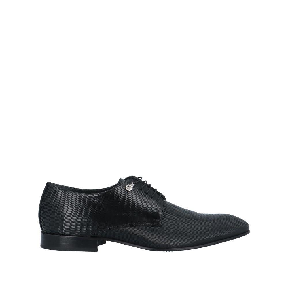 マイケルサイモン MICHEL SIMON メンズ シューズ・靴 【laced shoes】Black