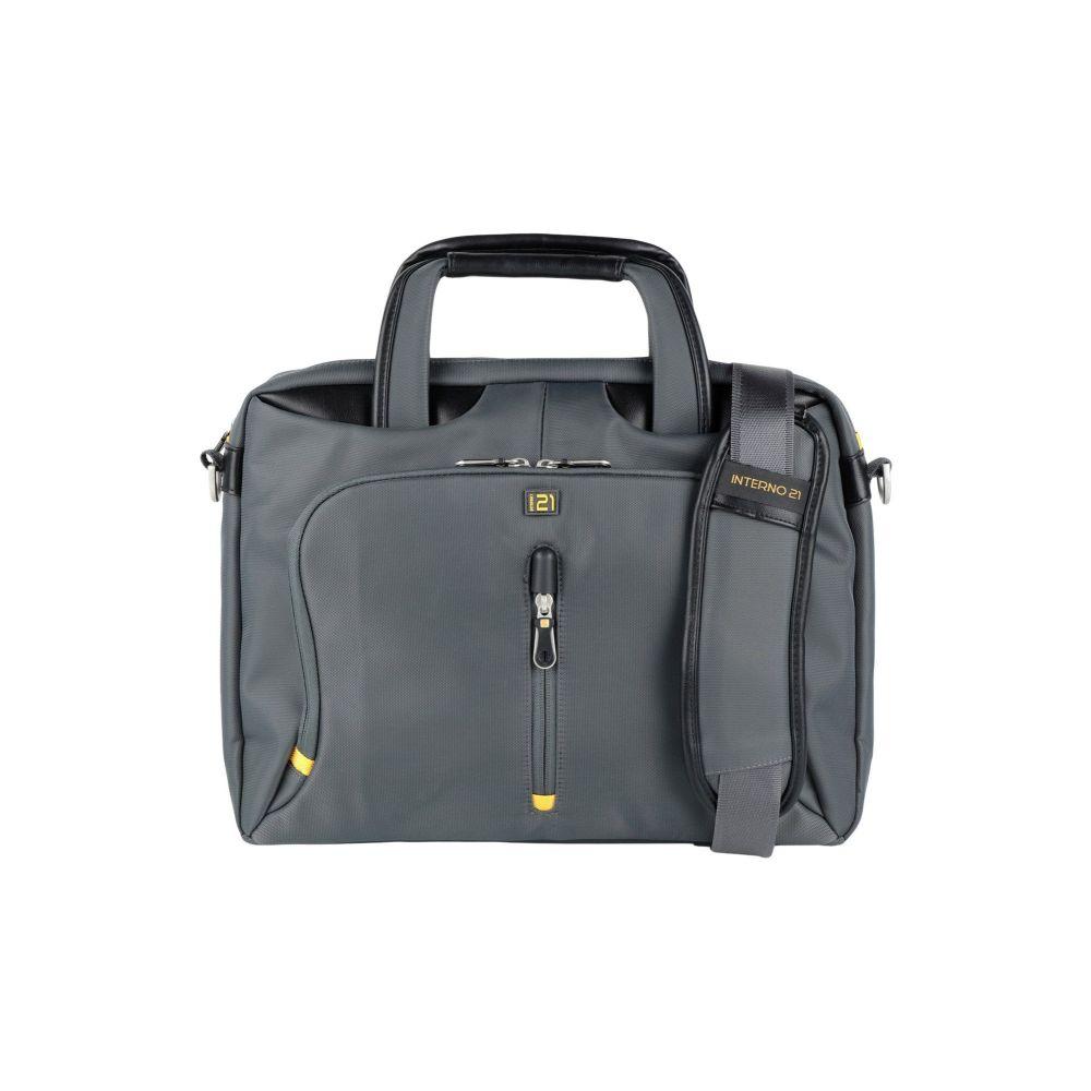 インテルノ 21 INTERNO 21 メンズ ビジネスバッグ・ブリーフケース バッグ【work bag】Lead