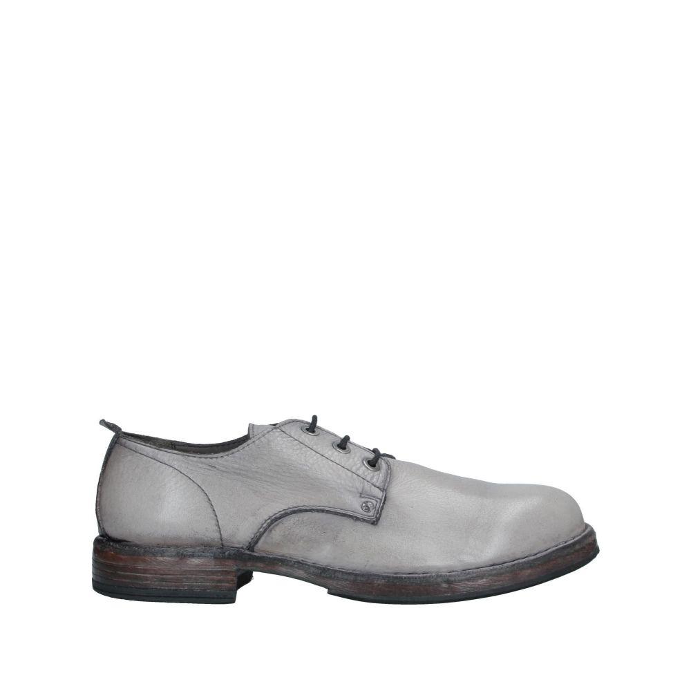 モマ MOMA メンズ シューズ・靴 【laced shoes】Black