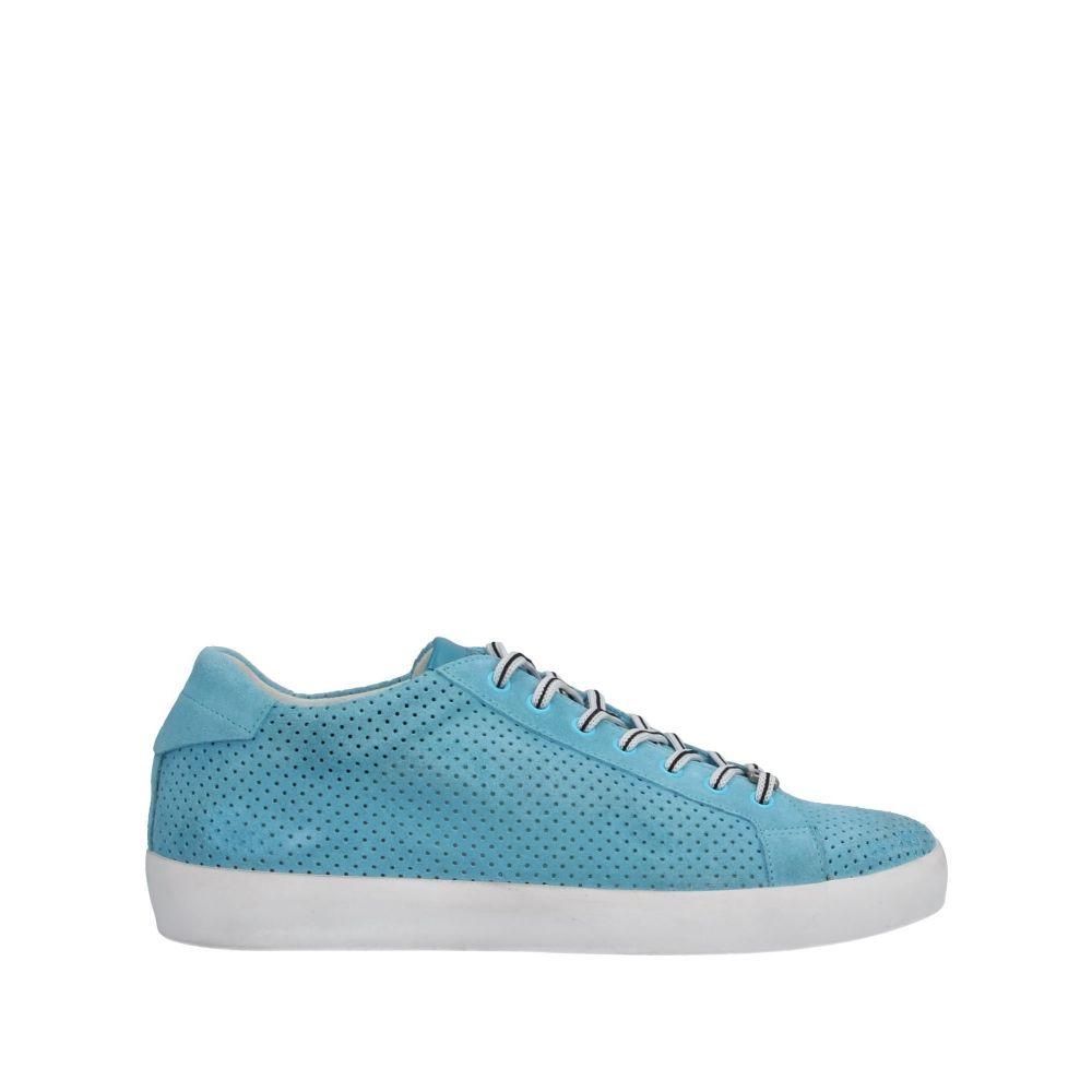 国内初の直営店 レザークラウン LEATHER CROWN メンズ スニーカー シューズ・靴【sneakers】Sky blue, ラックスニー b77d4633