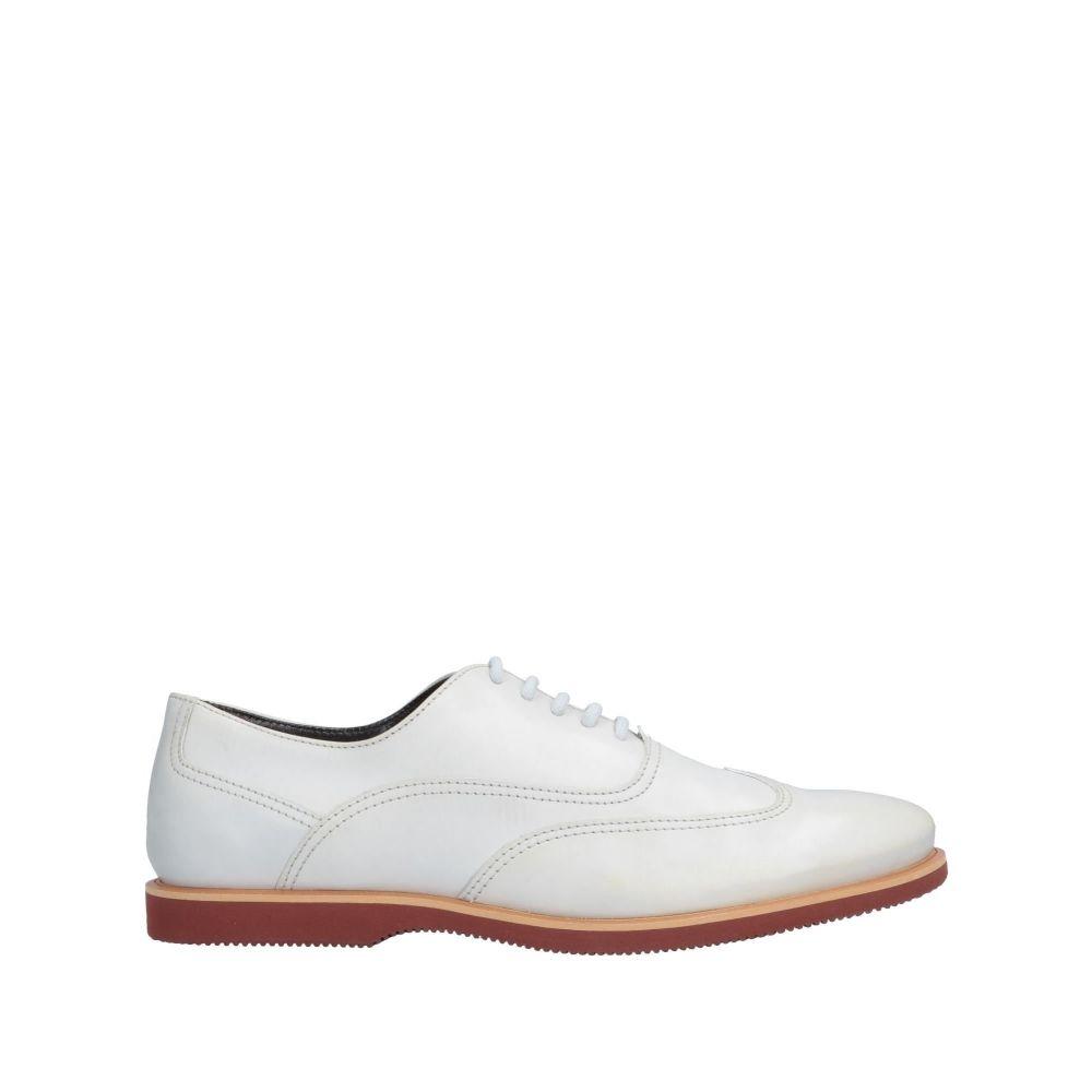 ホーガン HOGAN メンズ シューズ・靴 【laced shoes】Light grey