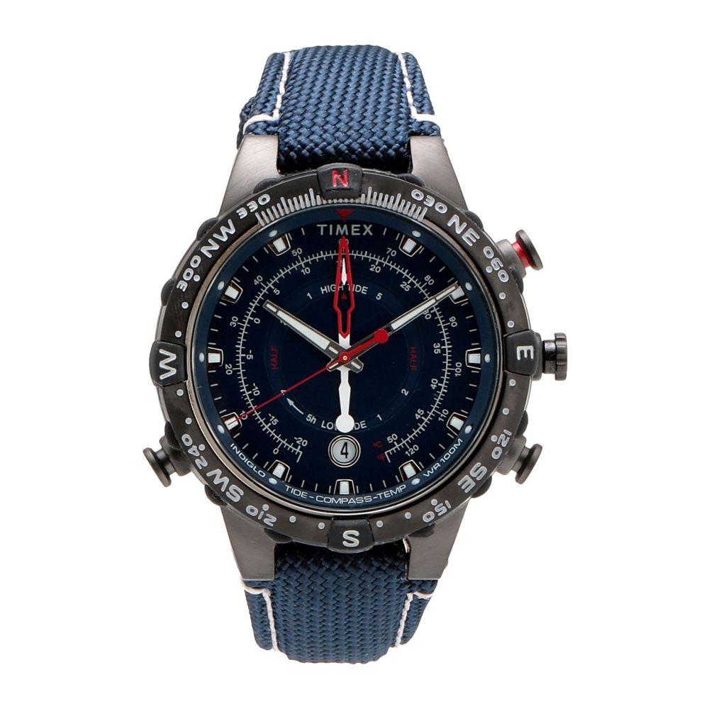 タイメックス TIMEX メンズ 腕時計 【allied tide temp compass wrist watch】Blue