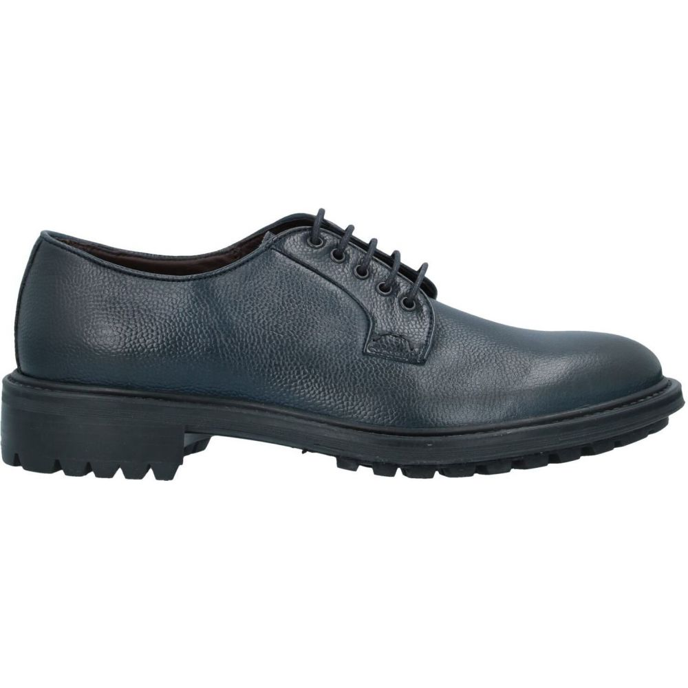 アンジェロ ナルデッリ ANGELO NARDELLI メンズ シューズ・靴 【laced shoes】Dark blue