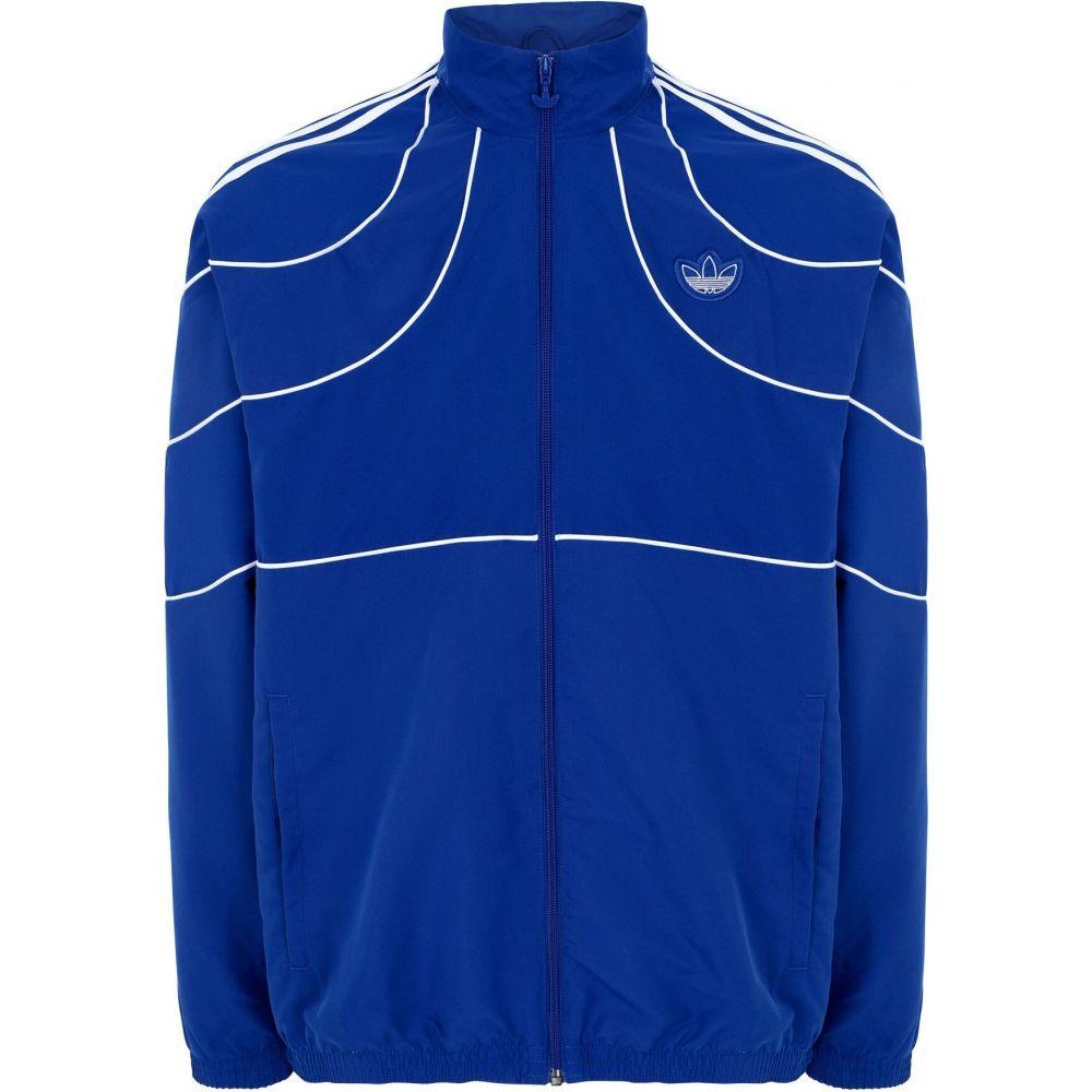 アディダス ADIDAS ORIGINALS メンズ ジャケット アウター【o2k tt jacket】Bright blue