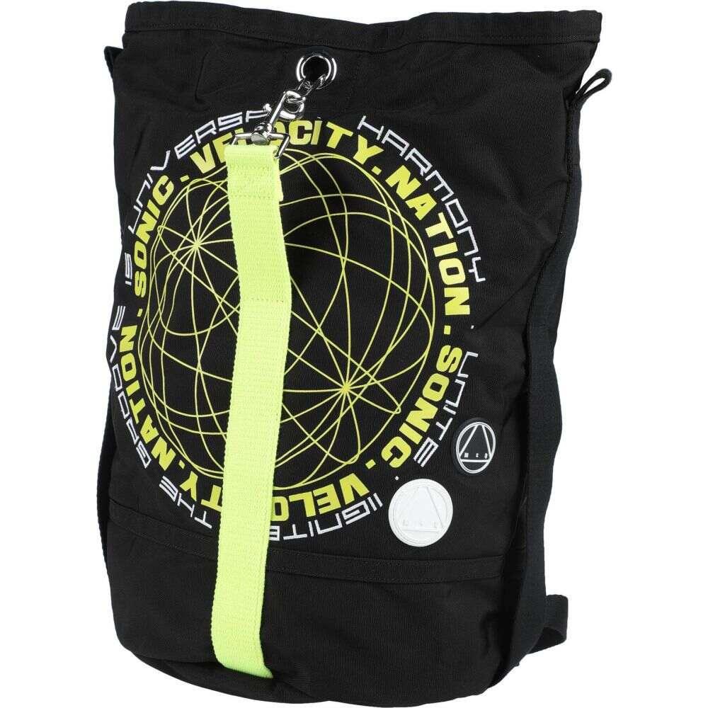 アレキサンダー マックイーン McQ Alexander McQueen メンズ バッグ 【backpack & fanny pack】Black